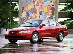 Chip Tuning - Honda Accord (-2004) 2.0 TD 105