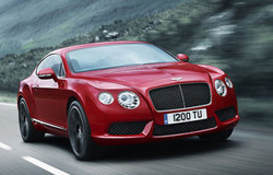 Chip Tuning - Bentley Continental GT 610